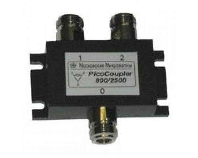 Делитель сигнала PicoCouple 1/2, усилители сигнала сотовой (мобильной) связи, ретрансляторы, репитеры, усиление, gsm, 3g, антенны, купить, Украина