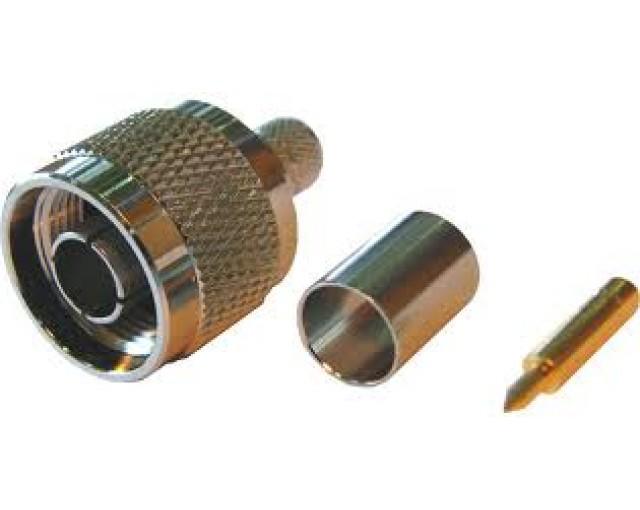 азъем N-Type Male 5D-FB, усилители сигнала сотовой (мобильной) связи, ретрансляторы, репитеры, усиление, gsm, 3g, антенны, купить, Украина