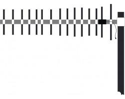Антенна волновой канал ECY 9015 (GSM-900, 16,2 dB)