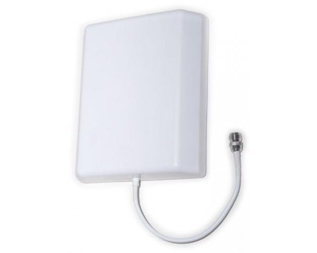 Антенна панельная AP-800/2700-7/9 ID, усилители сигнала сотовой (мобильной) связи, ретрансляторы, репитеры, усиление, gsm, 3g, антенны, купить, Украина