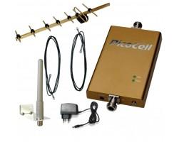Репитер Picocell SXB-900 (комплект), усилители сигнала сотовой (мобильной) связи, ретрансляторы, репитеры, усиление, gsm, 3g, антенны, купить, Украина