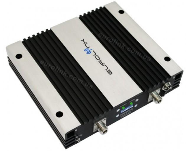 Репитер Eurolink DW-20, усилители сигнала сотовой (мобильной) связи, ретрансляторы, репитеры, усиление, gsm, 3g, антенны, купить, Украина