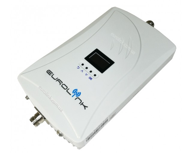 Ретранслятор Eurolink D-23, усилители сигнала сотовой (мобильной) связи, ретрансляторы, репитеры, усиление, gsm, 3g, антенны, купить, Украина