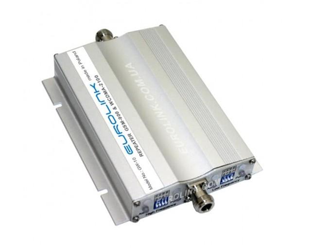 Репитер Eurolink GW-10 (2G&3G), усилители сигнала сотовой (мобильной) связи, ретрансляторы, репитеры, усиление, gsm, 3g, антенны, купить, Украина