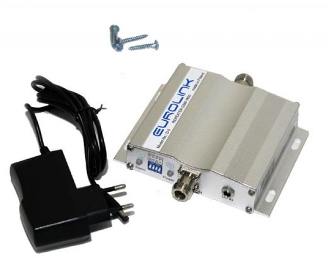 Ретранслятор Eurolink D-5, усилители сигнала сотовой (мобильной) связи, ретрансляторы, репитеры, усиление, gsm, 3g, антенны, купить, Украина